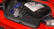 013 2014 2015 SCION FR-S CARGO MAT REAR BLACK CARPET FACTORY OEM