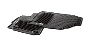 2014 2015 2SCION TC FLOOR MATS RUBBER ALL WEATHER OEM 4PC SET