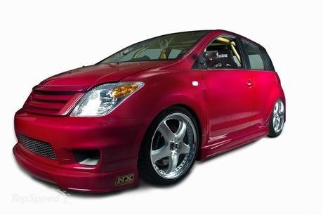 SCION XA 2004-2007 ACCESSORIES