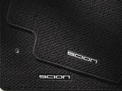 SCION XB FACTORY CARPET FLOOR MATS