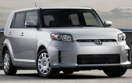 SCION XB 2008-2015 ACCESSORIES